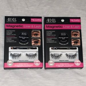 ARDELL Magnetic Liner & Wispies Lashes (2 PACKS!)